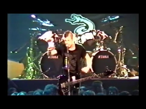 Metallica - Live in Melbourne, Australia (1993) [Full Show] Night 2/2
