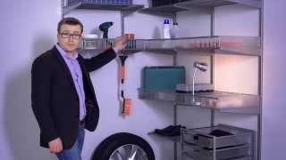 Презентация гардеробной системы ARISTO(Подробная видео-презентация гардеробной системы