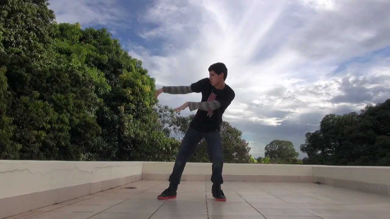 Dubstep Dance Skrillex Scary Monsters And Nice Sprites Youtube