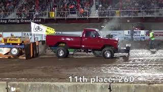 FPP, RWYB, Gas vs. Diesel, Night Of Mayhem, Lisbon, OH, 10/6/18