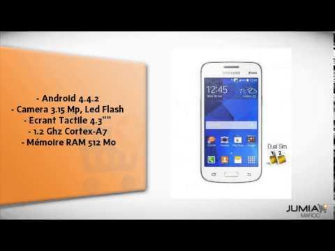 Samsung - Galaxy Star 2 Plus - Jumia Maroc