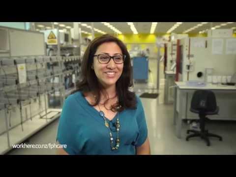 Araceli Carmona - Supplier Quality Engineer - Fisher & Paykel Healthcare - Workhere New Zealand