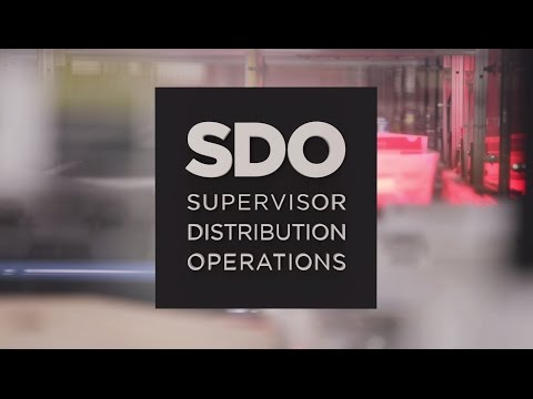 USPS Supervisor of Distribution Operations (SDO)
