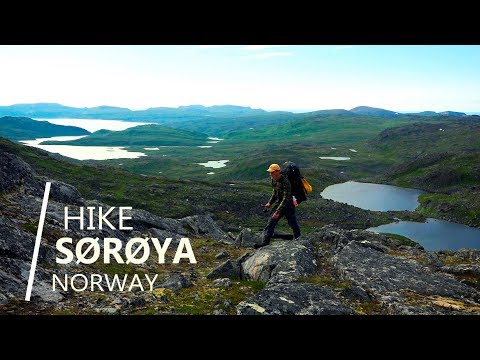Finnmark, Sørøya - A scenic trout paradise!