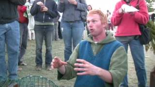 Interview with a Maine Lobsterman