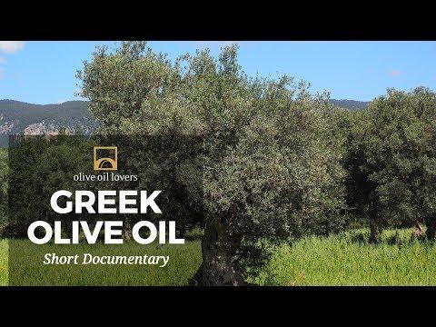 The Art of Making Greek Olive Oil