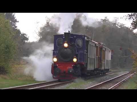Eisenbahn auf Borkum