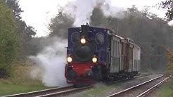 Eisenbahn auf Borkum - Borkum und die Kleinbahn