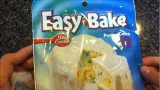 Easy Bake: Party Cake