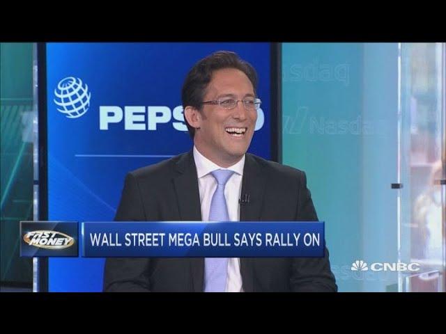 Wells Fargo's Chris Harvey says market has more room to run