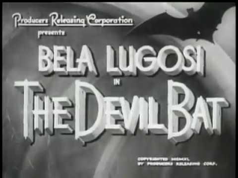 The Devil Bat (1940) Sci-fi/Horror
