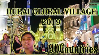 90 Countries in ONE PLACE GLOBALV LLAGE