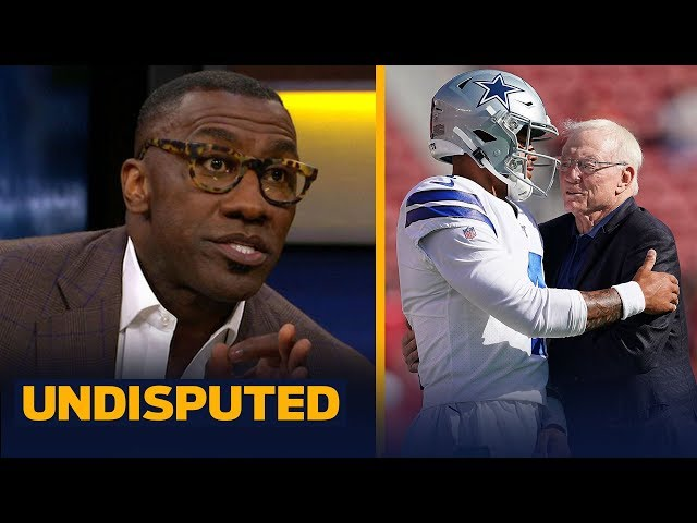 Jared Goff's payday will drive up the cost of Dak Prescott — Shannon Sharpe | NFL | UNDISPUTED