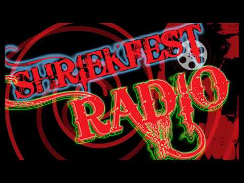 Shriekfest Radio - Taylor Lawrence July 13, 2017
