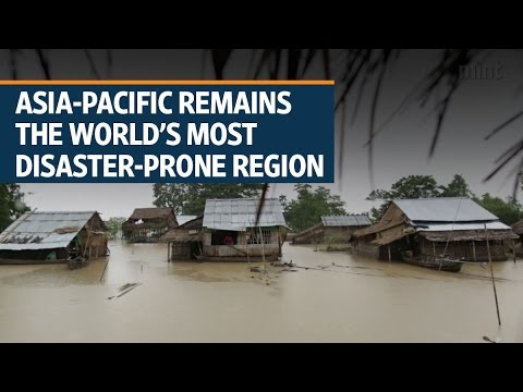 Asia-Pacific remains the world's most disaster-prone region: UN Report