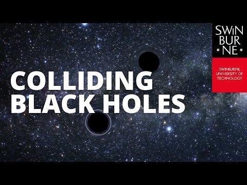 Colliding Black Holes