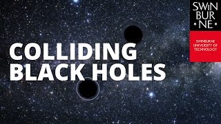 Colliding Black Holes