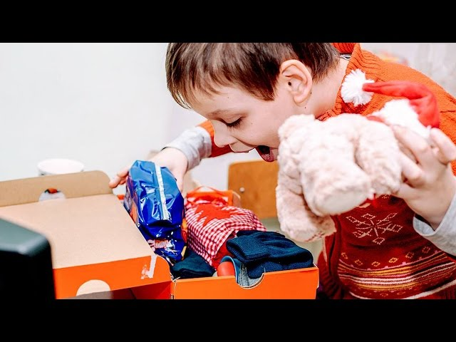 TimoCom - 2016 m. TimoCom kalėdinė labdara