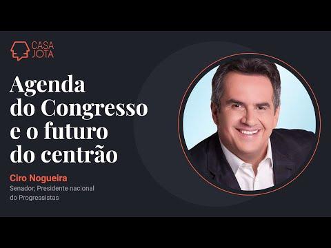Webinar com senador Ciro Nogueira (PP-PI)   4/6/21