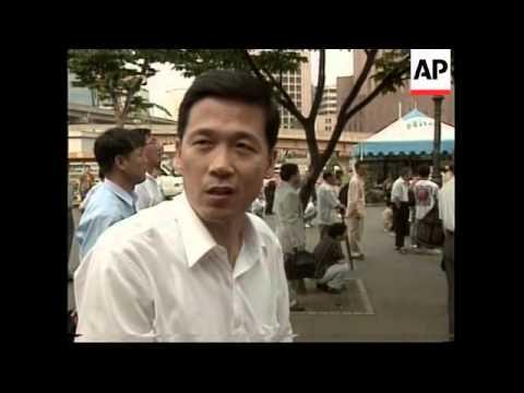 SOUTH KOREA: KIM DAE-JUNG PROFILE