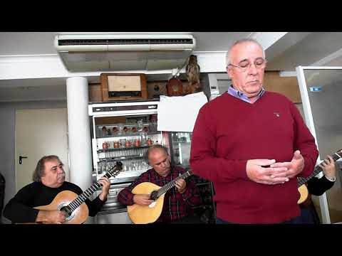 Augusto Ferreira - Tertúlia do Fado - S. Julião do Tojal, 28-10-2018