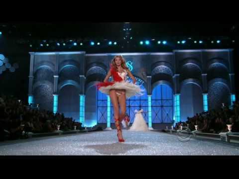 Bregje Heinen Victoria's Secret Runway walk compilation 2011-2014
