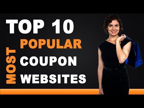 Best Coupon Websites – Top 10 List