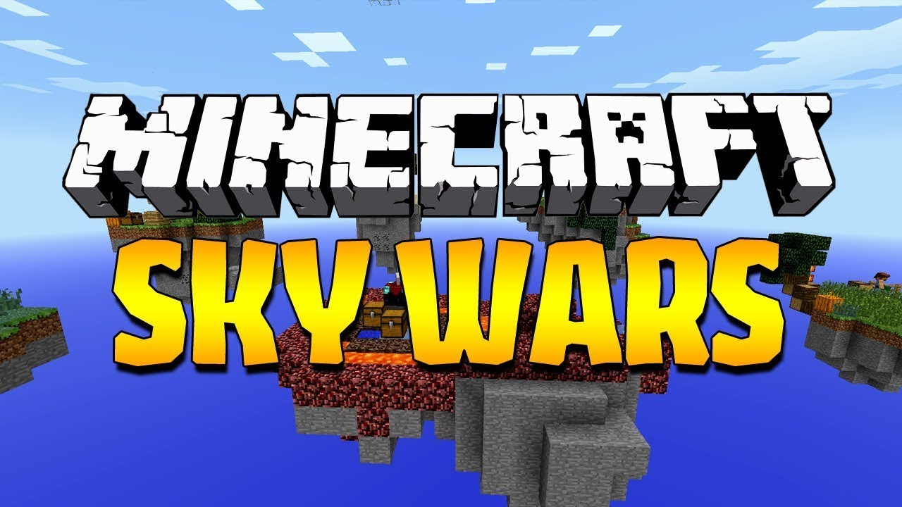 "Minecraft: Mini Game Sky Wars!!! ""Best Game EVER!"" w/Mitch ..."