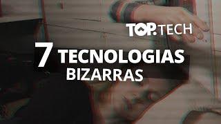 7 invenções bizarras [Top Tech]