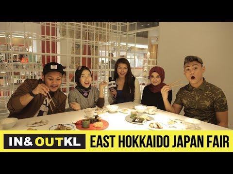 In & Out | So Oishi! East Hokkaido Japan Fair