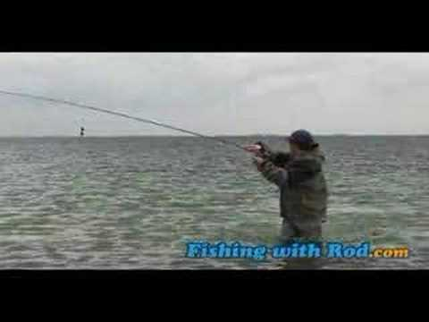Fishing With Rod: Garfish, Can't Land Them!