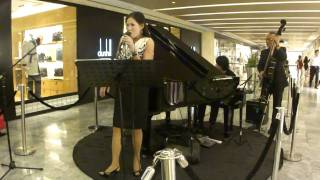 Fire (The Pointer Sisters) by Leena Salim @ Paragon (25 Feb 11)  (HD)