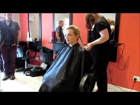 Charity Head Shave-Little Princess Trust