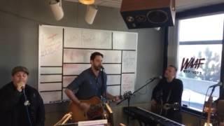 Dropkick Murphy's In Studio WAAF