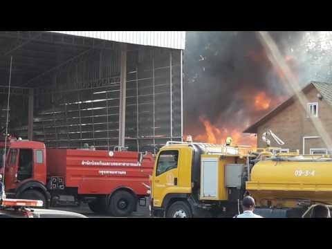 ไฟไหม้บ้านข้างนครชัยแอร์