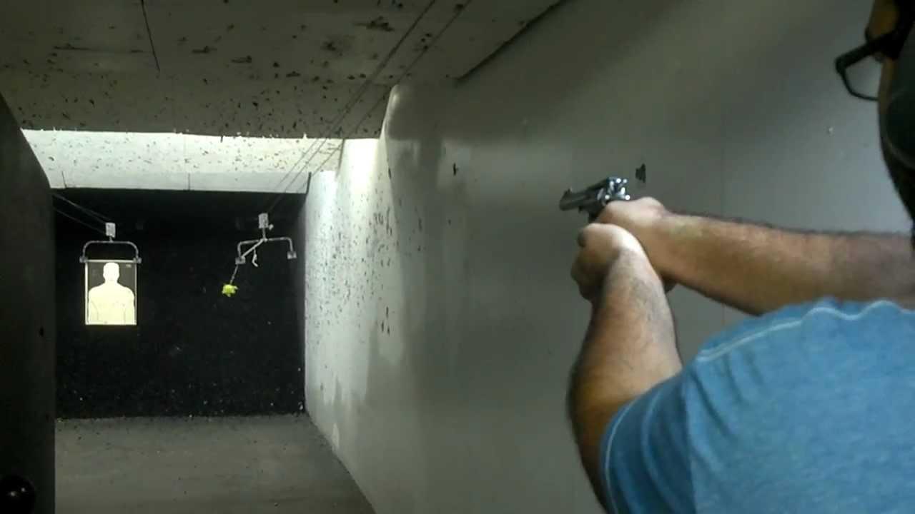 SP 101 .22lr Shooting session