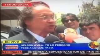 "Nelson Ávila: ""Le doy 24 horas a Marvin Ponce para que se retracte"""