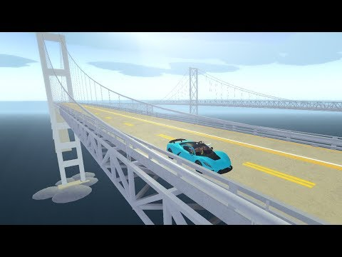 Roblox Ultimate Driving: Full Tour of Kent Island Alpha!