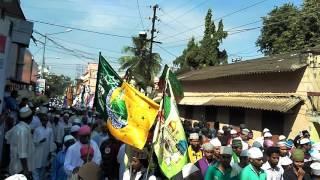 Eid milad un nabi juloos Berhampur odisha 2016