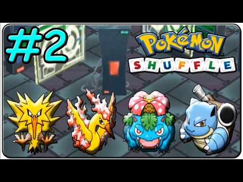 Pokémon Shuffle 100% Walkthrough (Stage EX 5,6,7 & 8)