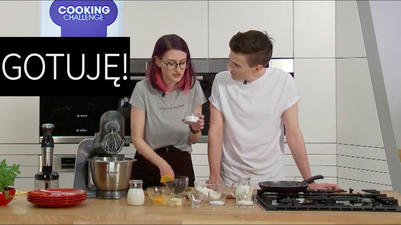 GOTUJĘ z kumplem! – zwiastun cooking challenge | Billie Sparrow