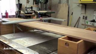 16 Of 28 • Building An Entertainment Center For Flat Screen Tv: A Furniture Project