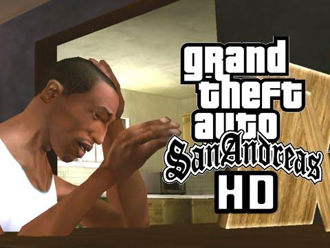 GTA San Andreas Remasterizado HD - O C.J. AGORA TEM DEDOS (Xbox 360 PT-BR)
