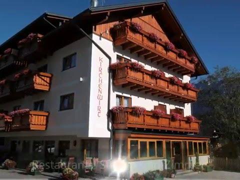 2016: Das Familienhotel & Dorfhotel Kirchenwirt in Haus im Ennstal stellt sich vor
