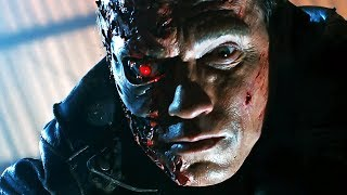 Final Fight: T-800 vs T-1000 | Terminator 2 [Remastered]