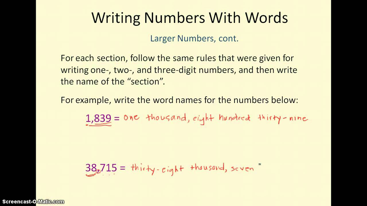 Decimals in written form (hundredths)