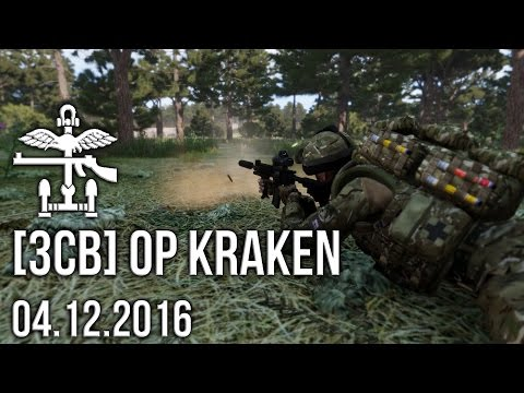 3CB ArmA 3: Op KRAKEN 11th December- Full Op
