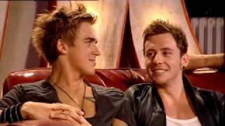 McFly at The Crush - August 2010