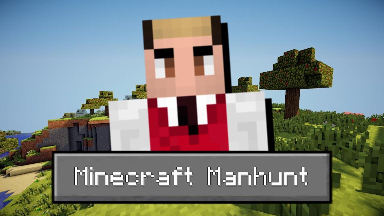 Quiff VS 8 Hunters (Minecraft Manhunt) - YouTube