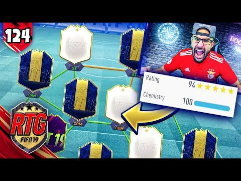 OMG YES! I GOT MY FIRST 194 SQUAD EVER! FIFA 19 Ultimate Team RTG thumbnail
